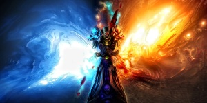 Porque o Mago não é apenas aquele que rege as forças do mundo...