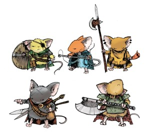 guard mouse