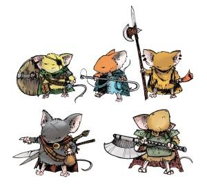 guard mouse