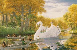 Lórien, por Ted Nasmith