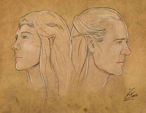 Galadriel_and_Celeborn_by_Moumou38
