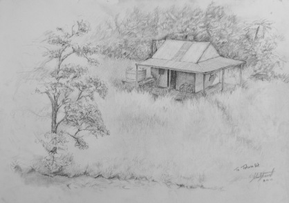 The Art of a Hut drawings 012