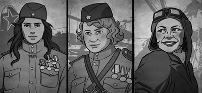 Night-Witches-Portraits