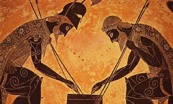 Achilles e Ajax