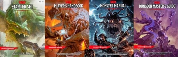 D&D 5th Releases
