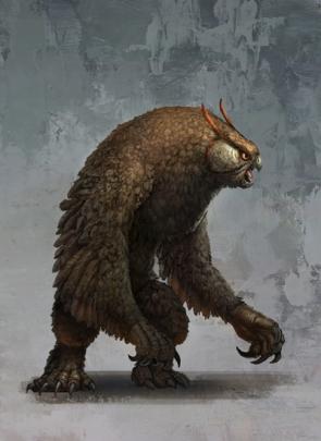 Owlbear_trained